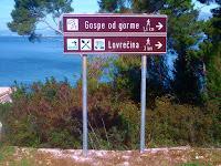 turistički znakovi Postira slike otok Brač Online