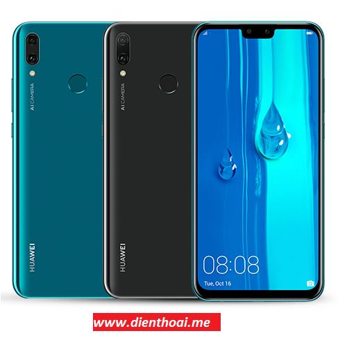 Huawei Y9 (2019) chiếc điện thoại mới nhất vừa mở bán ngày 17/10/2018