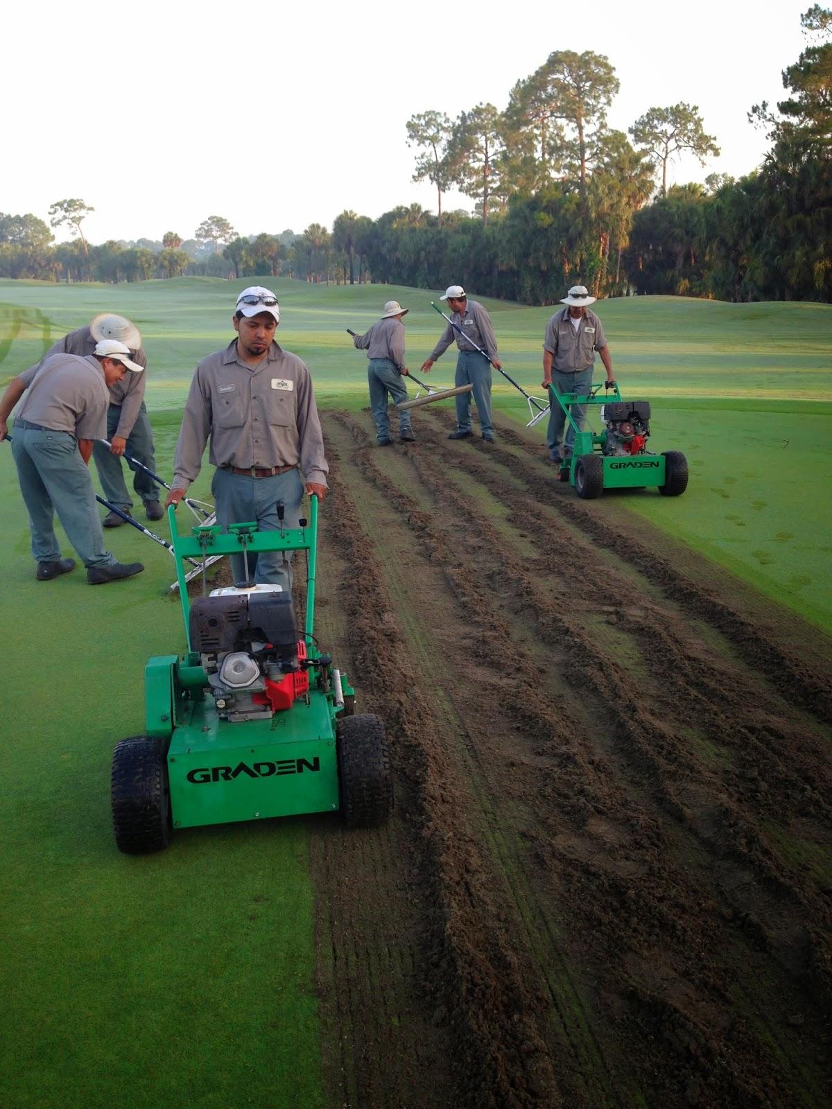 The Blog Of Darren J Davis Cgcs Olde Florida Golf Club