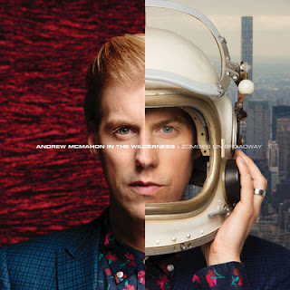 Andrew McMahon In The Wilderness - Zombies On Broadway (2017) - Album Download, Itunes Cover, Official Cover, Album CD Cover Art, Tracklist