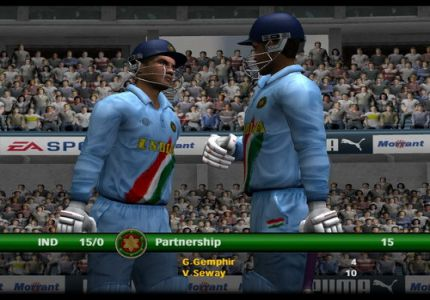 Download EA Cricket 07 Highly Compressed Game For PC