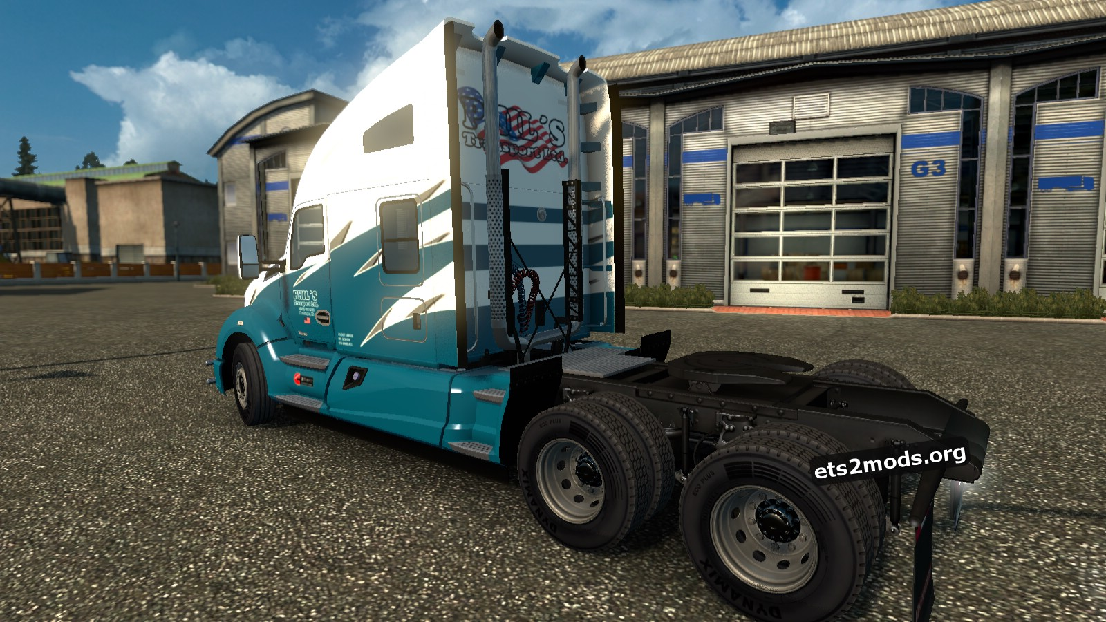Phils Transport Skin for Kenworth T680
