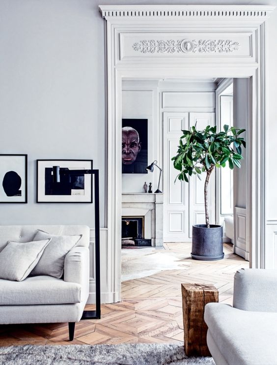 Decor Inspiration | House tour : A modern French apartment | Cool ...