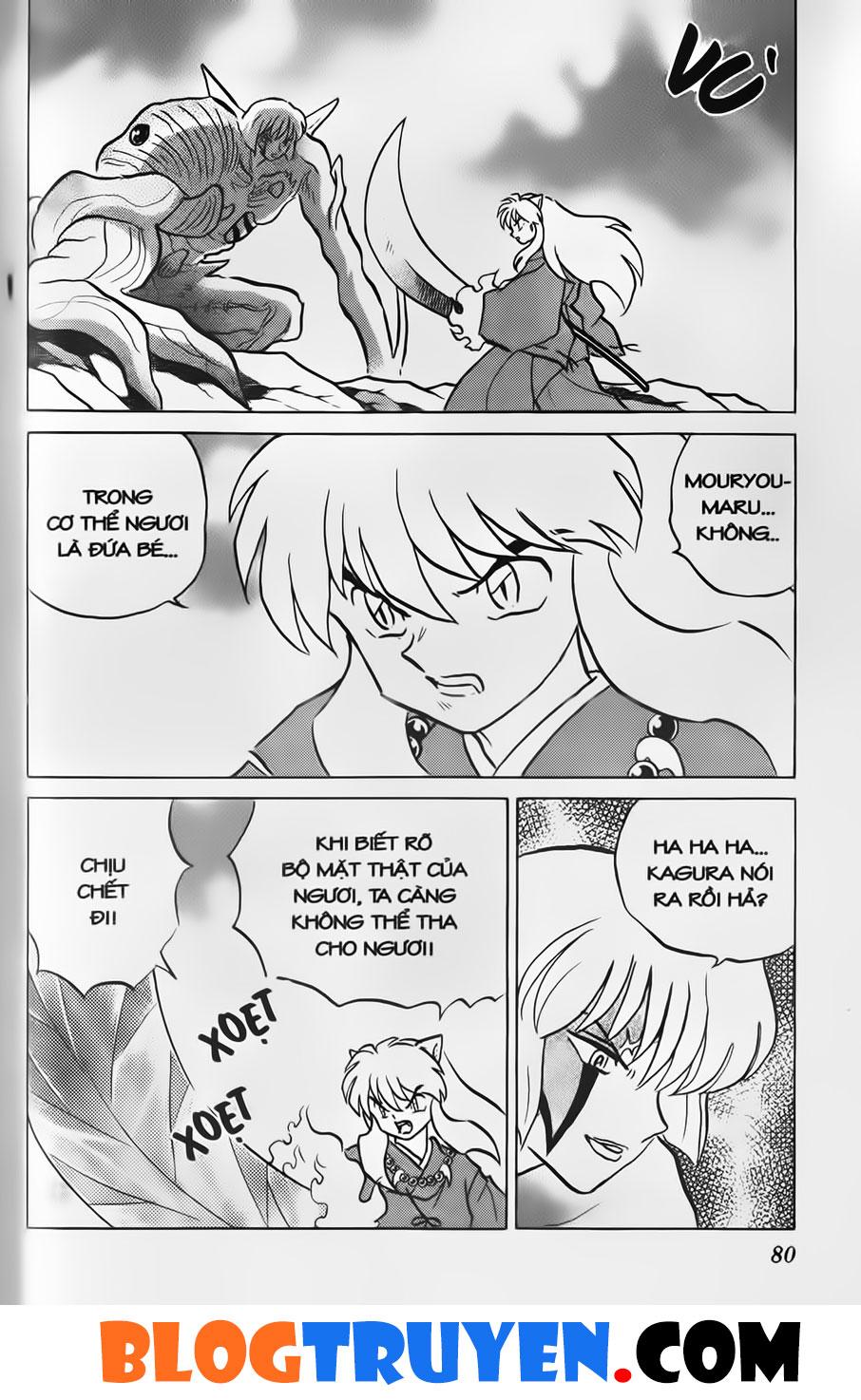 Inuyasha vol 38.5 trang 5