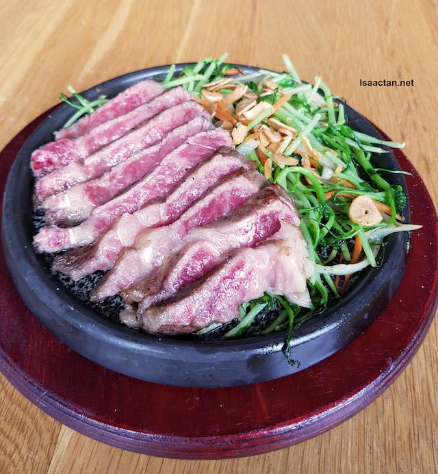 Kagoshima Wagyu , oh so good!