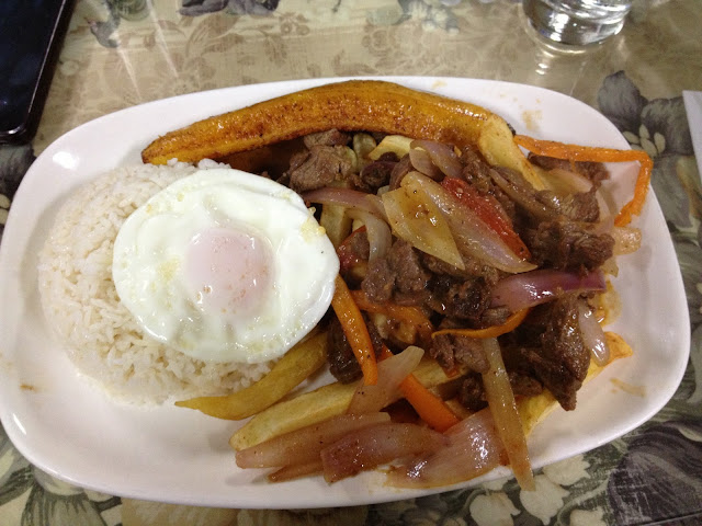 peruvian food