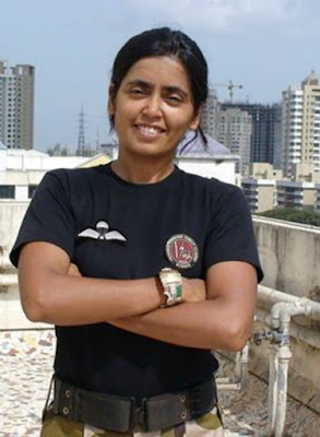 Meet Seema Rao, India's Only Female Commando Trainer, Who's Also A Firefighter & A Filmmaker!