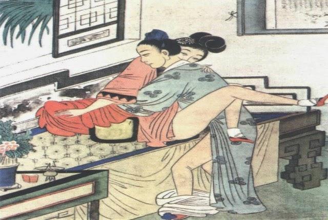 Σεξ: Η τεχνική συμπίεσης πέους, από την Αρχαία Κίνα!