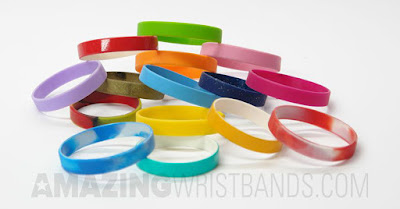 Pastel Color Easter Wristbands