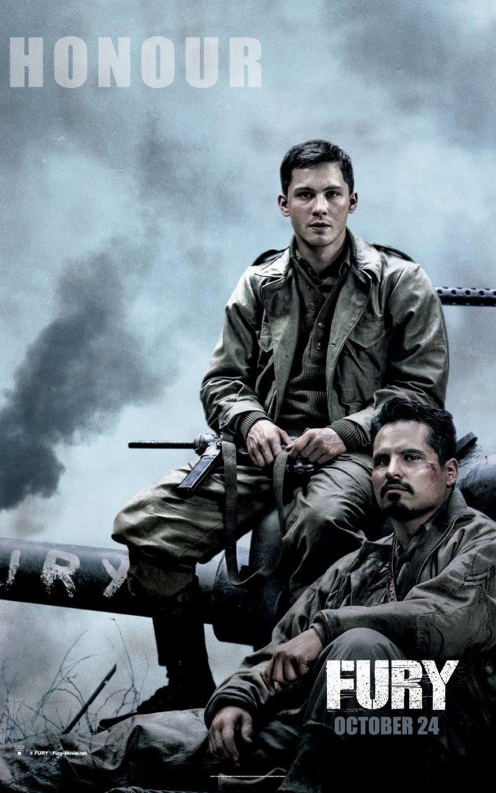 Poster: Fury Movie