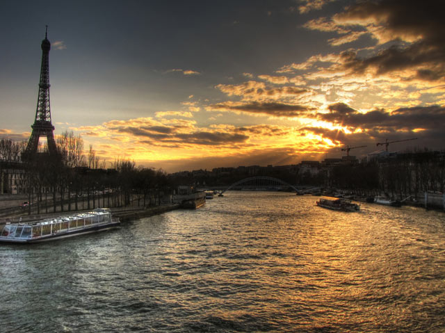 Paris, The World's Most Romantic Travel Destinations