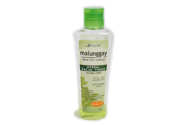 Moringa-O² Malunggay Herbal Facial Toner | Review