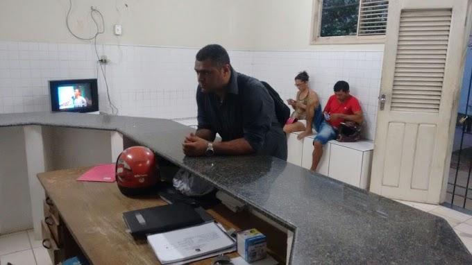 Em Chapadinha, Blogueiro Alexandre Cunha é ameaçado de morte por simpatizantes de Magno e Paulo Neto