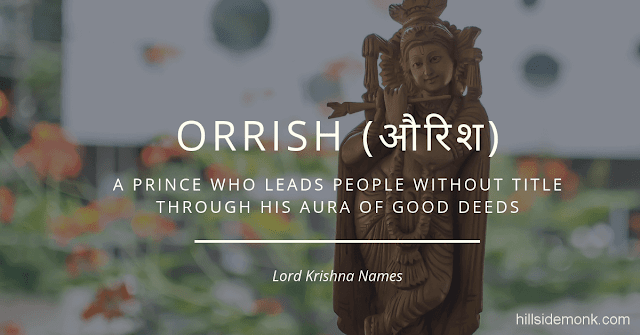Lord Krishna Names With Meaning 44