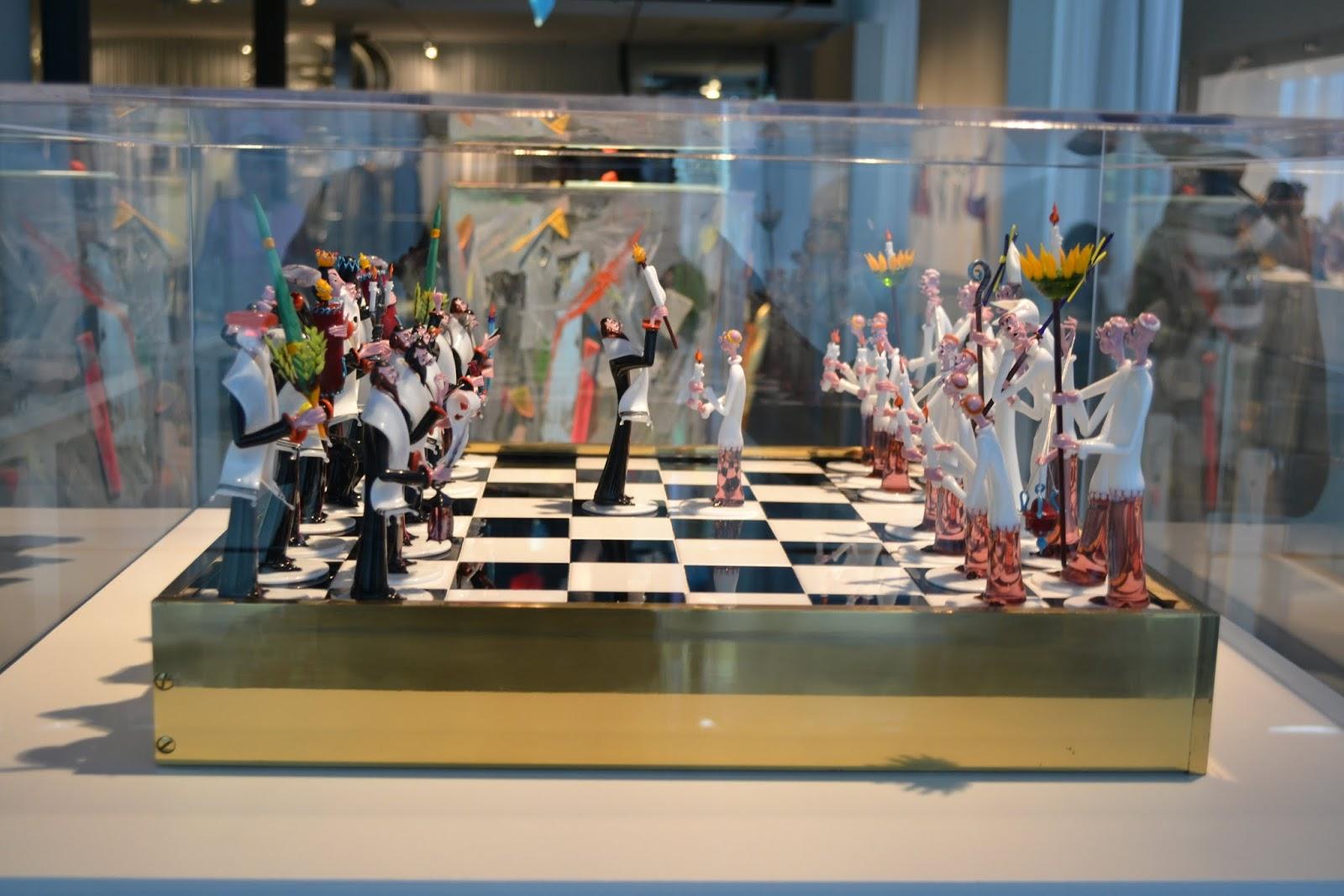 Музей стекла в Корнинг, штат Нью-Йорк (Corning Museum of Glass, Corning, New York)