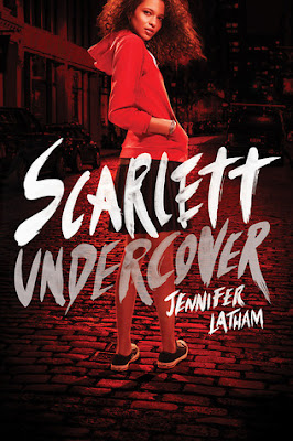 Amber the Blonde Writer: Book Review of Scarlett Undercover by Jennifer Latham