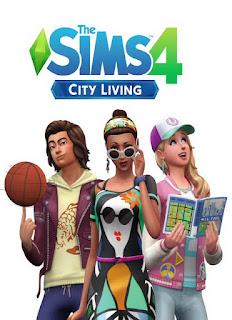 تحميل لعبة The Sims 4 City Living