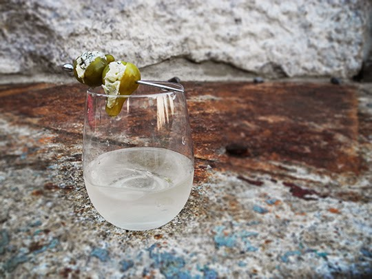 Gastronomista Mouth Indie Foods Cocktail Picnic Blue Cheese Vodka Martini Recipe