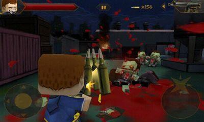 ScreenShot: Call of Mini™ Zombies Apk
