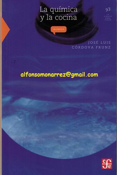 Libros dvds cd roms enciclopedias educaci n preescolar for Libro la quimica y la cocina pdf