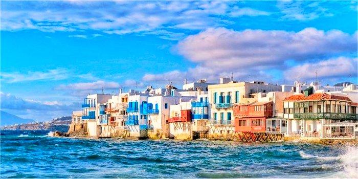 La Piccola Venezia dell'isola di Mykonos