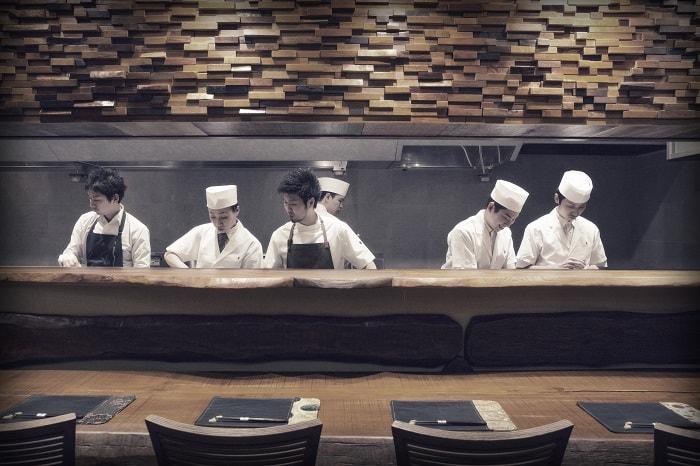 Chefs from Den