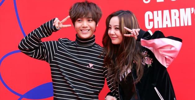 Mir de MBLAQ reveló la regla de citas que ha establecido con su hermana Go Eun Ah