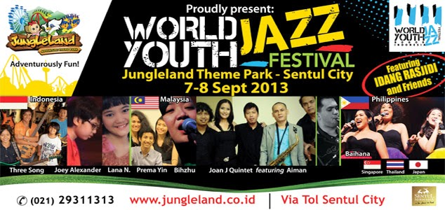 Malaysia World Youth Jazz Festival