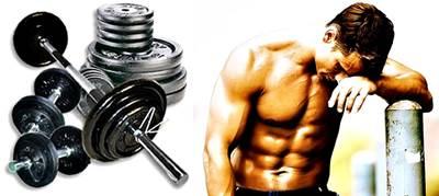 Entrena duro para que elimines grasa y ganes músculo al mismo tiempo