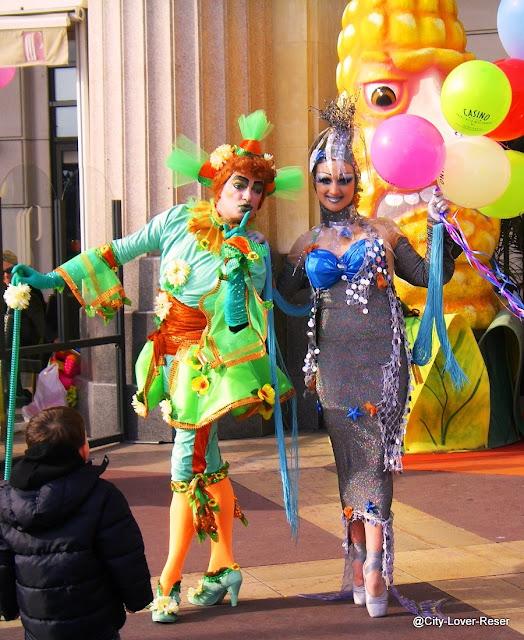 karnevalen i Nice