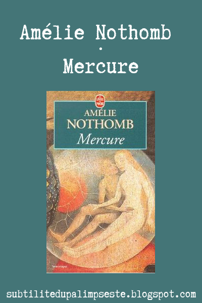 mercure amelie nothomb