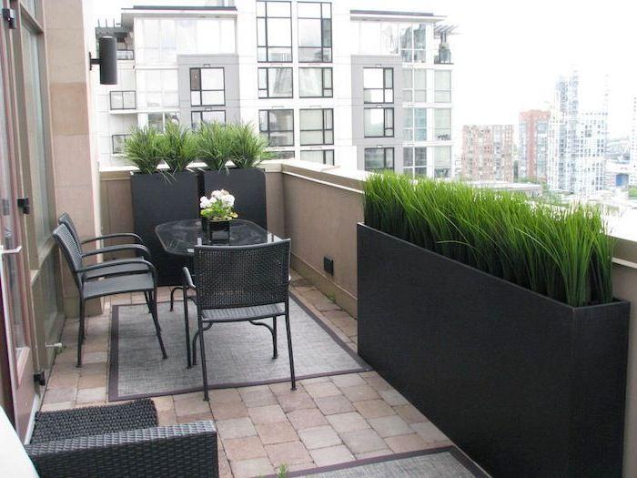 Desain Balkon Pada Rumah Minimali Modern
