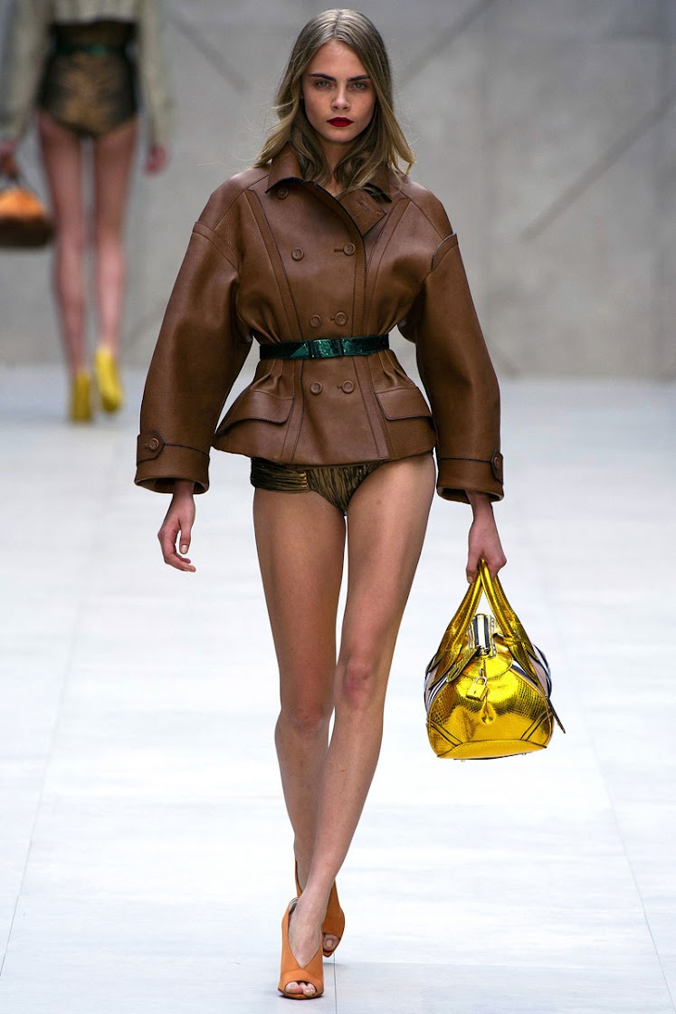Burberry Prorsum Spring/summer 2013 Women's Collection