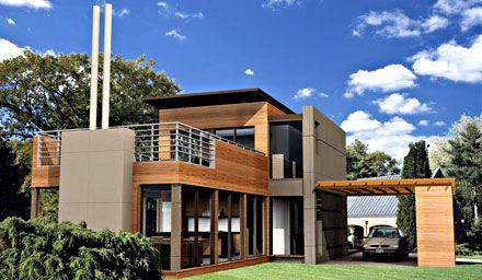 House Modern Style Houses House