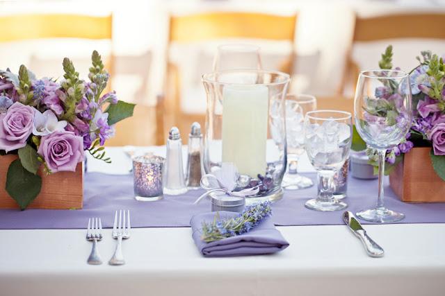 Bride+bridal+vineyard+winery+wine+purple+violet+Lavender+centerpieces+roses+dried+rustic+outdoor+spring+wedding+summer+wedding+fall+wedding+california+napa+valley+sonoma+white+floral+Mirelle+Carmichael+Photography+12 - Lavender Sprigs