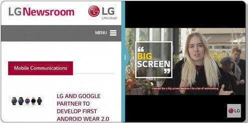 LG G6 to Come with FullVision Display, Square Camera and Food Mode Features