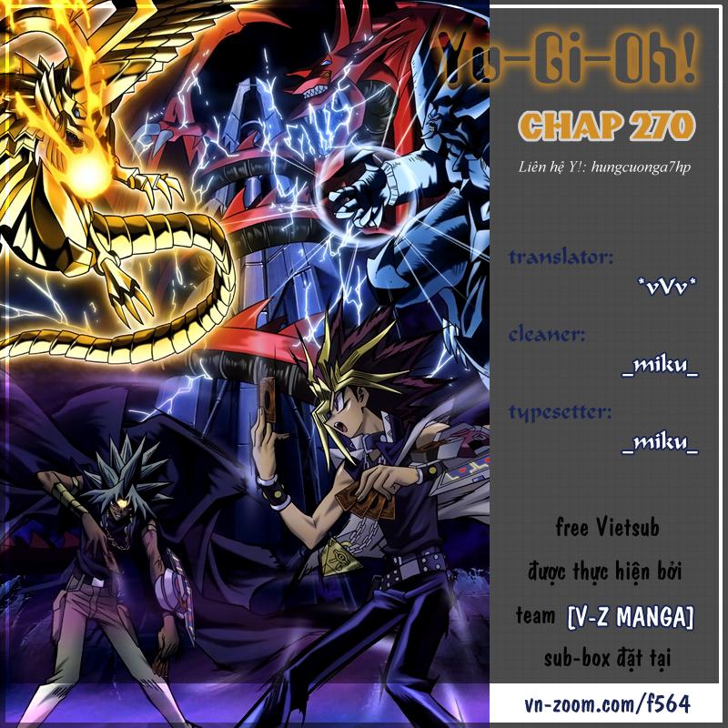 YUGI-OH! chap 270 - devil sanctuary trang 16