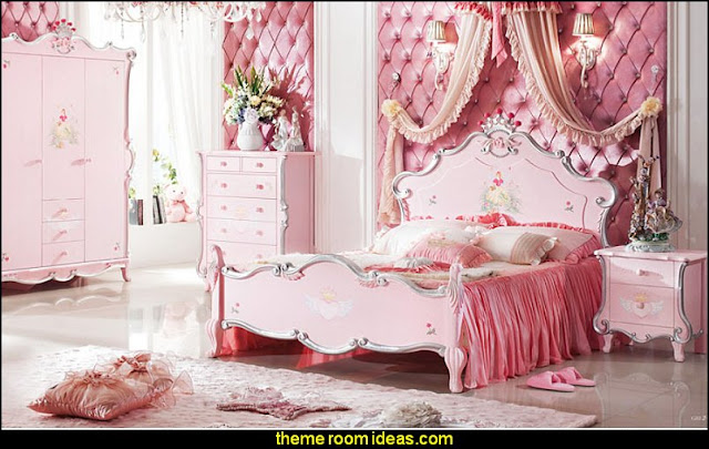 Princess bedroom furniture  Princess style bedrooms