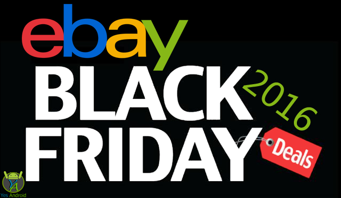 Best eBay Black Friday 2016 Deals on Android Phones