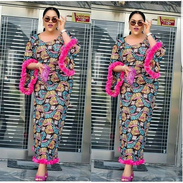 See Latest Ankara Long Gown Styles You Need To Have - DeZango ...
