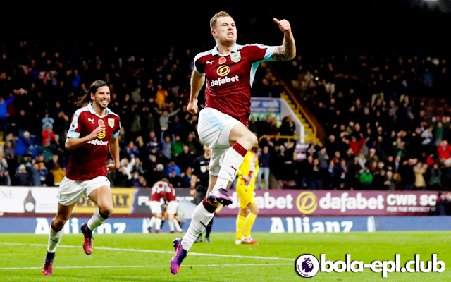 Highlight Burnley 3 - 2 Crystal Palace 5 November 2016