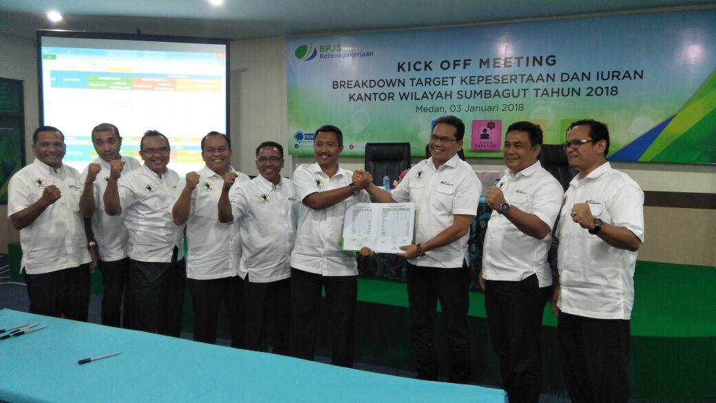 Slogan Anti Gagal Jadi Pedoman Bpjs Ketenagakerjaan Capai Target 2018 Topinformasi Com