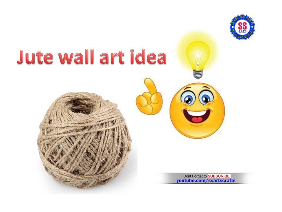 Jute Wall Art