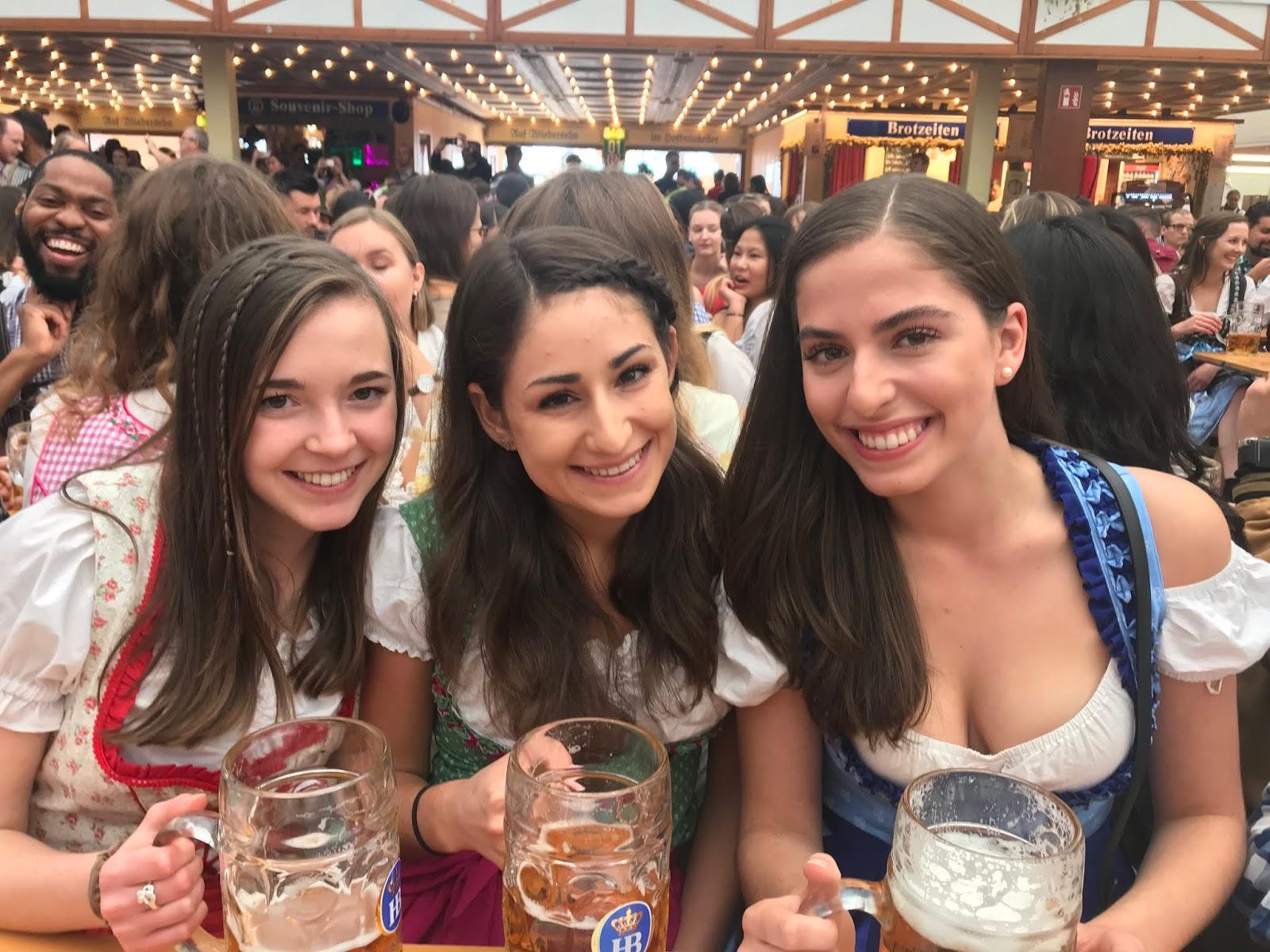 Oktoberfest 2018   Tall and Preppy