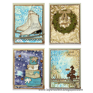 http://blog.sizzix.com/gesso-dry-embossing/