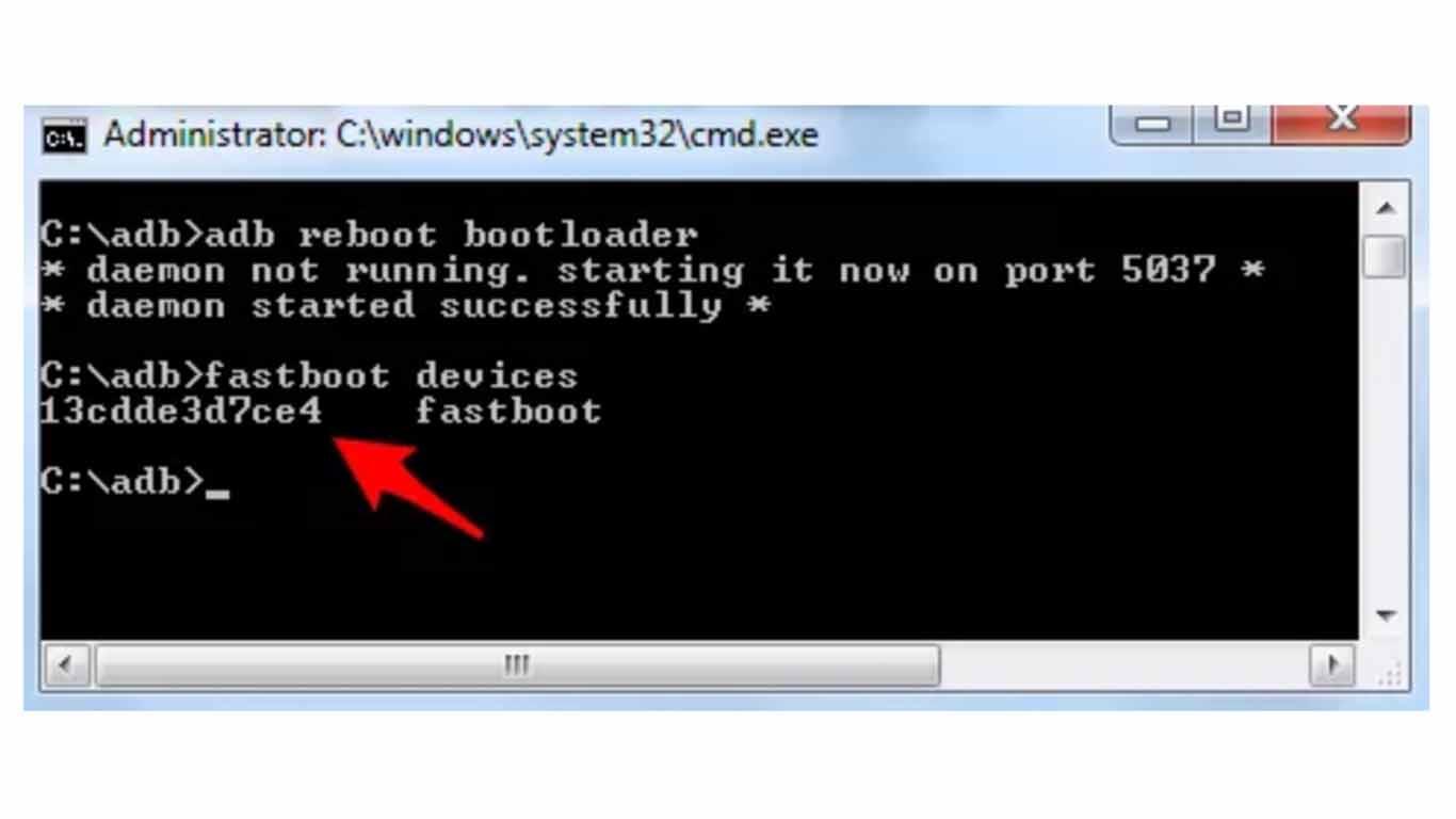 cara Keluar Fastboot Mode xiaomi android
