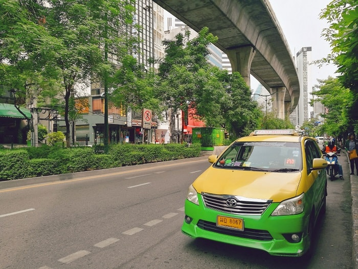 Thailand guide, how to commute around Thailand