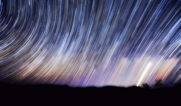 Star Trails 7