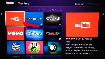 Best free tv options