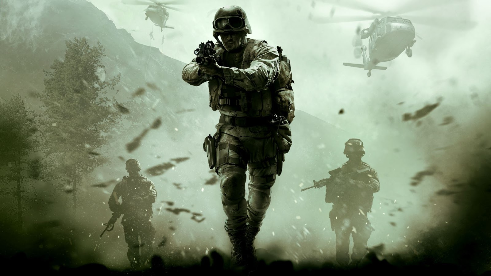 Activision Reveals 2017 Call of DutyVideo Game Being Developed By Sledgehammer Games.